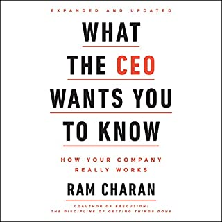 What the CEO Wants You to Know, Expanded and Updated cover art