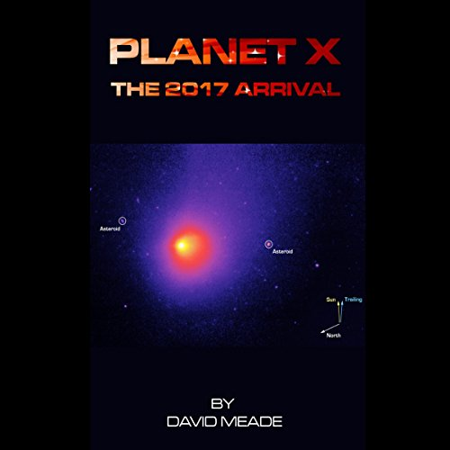 Planet X audiobook cover art