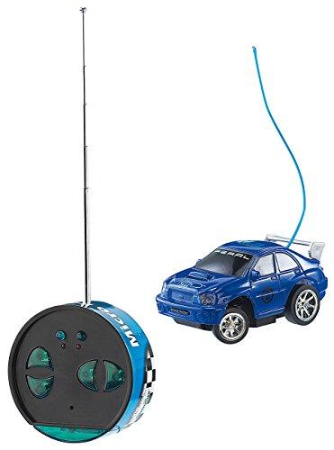 Simulus Micro Racer: Funkferngesteuerter Micro Racing-Car 40 MHz mit Scheinwerfer (Micro Race Car)