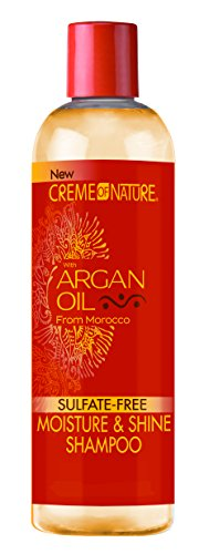 Creme of Nature Argan Oil Moisture and Shine Sulphate Free Hair Shampoo 354 ml