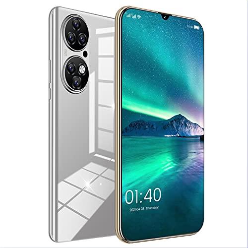 Teléfono móvil, teléfonos Inteligentes 4G con SIM Gratis desbloqueados, Pantalla Completa de 6,7 Pulgadas, Android 11, cámara Trasera HD con IA, batería de 5600 mAh, Doble SIM
