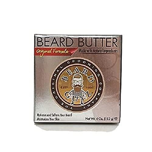 Beard Butter Original Formula, 4 Ounce (Packaging may vary)