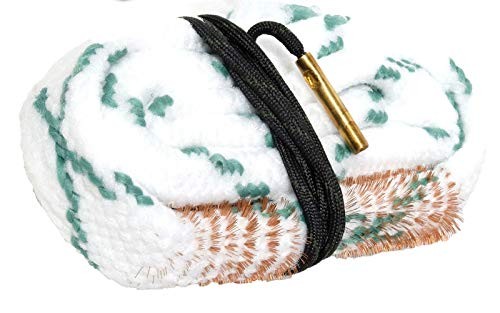 Rifle, Pistola, pistola Bore Snake Cleaner. Todos los .17 de calibre .22 .44 .243 .270 .300 9 mm 12 GA 20 GA 410 GA, 12GA