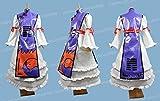 八雲紫風 やくもゆかり エナメル製 ●コスプレ衣装