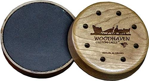 WOODHAVEN CALLS Woodhaven Custom Calls Cherry Classic Slate Friction WH056