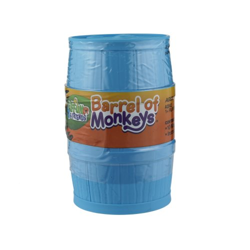 Elefun and Friends Barrel of Monkeys Game - Colors May Vary