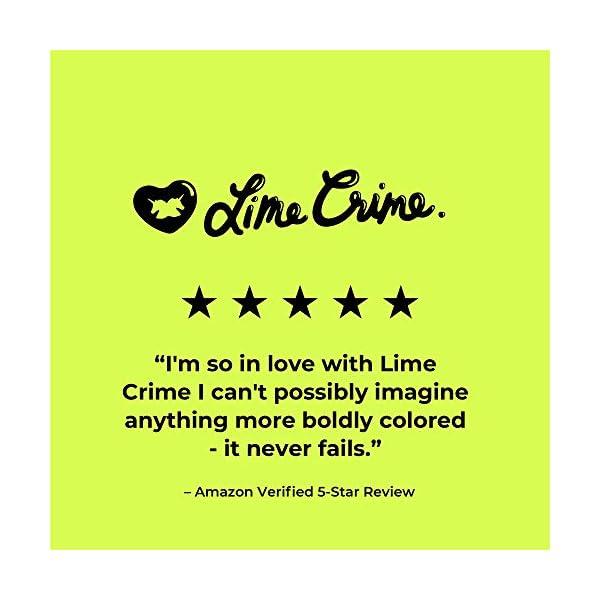 Lime Crime Unicorn Hair Dye, Juicy - Fuschia Fantasy Hair Color - Full Coverage, Ultra-Conditioning, Semi-Permanent, Damage-Free Formula - Vegan - 6.76 fl oz 4