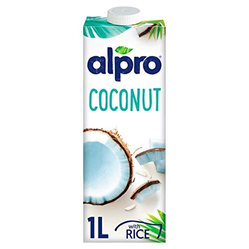 Alpro Soja-Kokosnuss-Drink Original, 1l