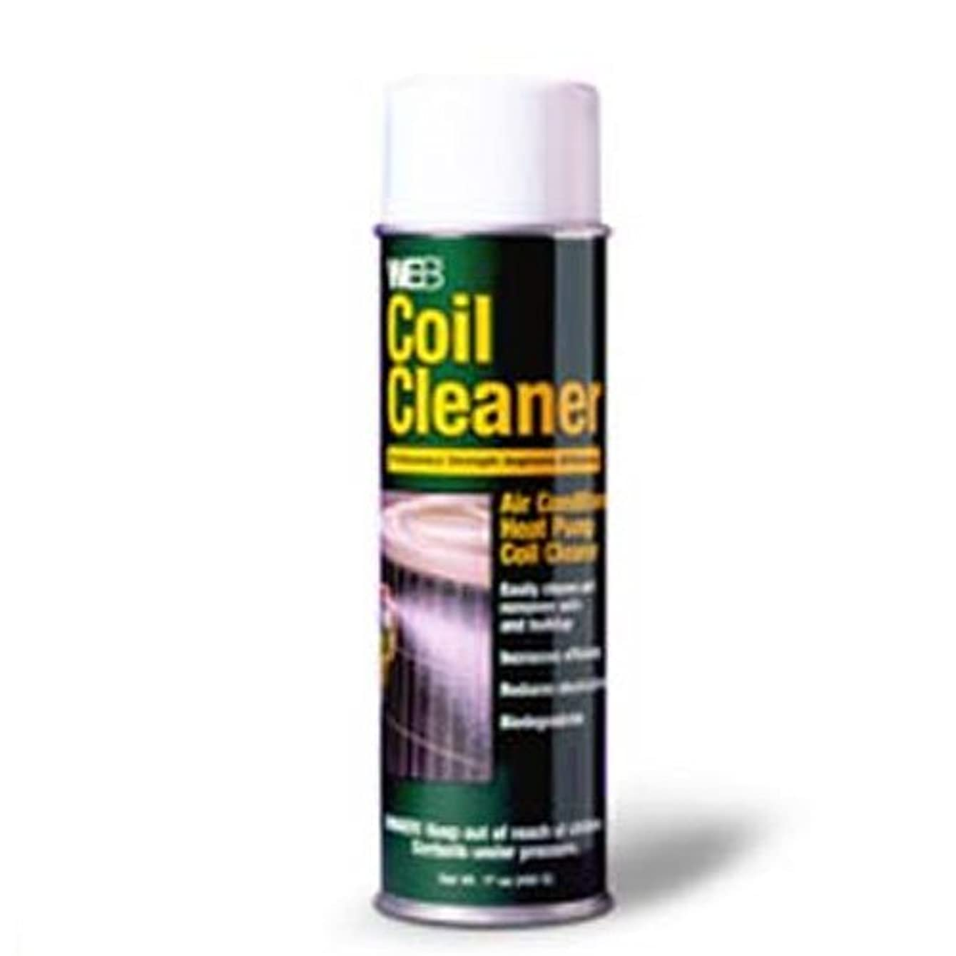 Universal Air Conditioner A-Coil Evaporator Condenser Foam Coil Cleaner - No Rinse- 14oz Spray Can Replaces 4171-75