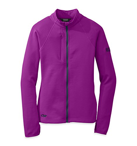 Outdoor Research Radiant Hybrid Women's Jacket ultraviolet/night M