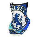 Chelsea-F-C - Polaina para el cuello, sin costuras, para la cabeza, bufanda, pasamontañas, bufandas, bandanas, orejas, bucles