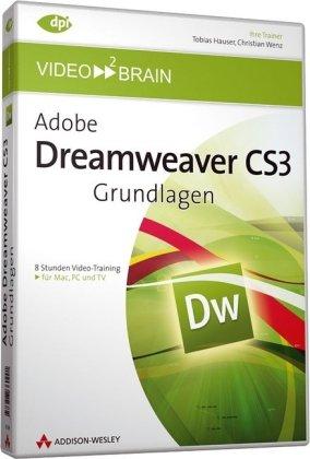 Adobe Dreamweaver CS3 - Grundlagen (DVD-ROM) [import allemand]