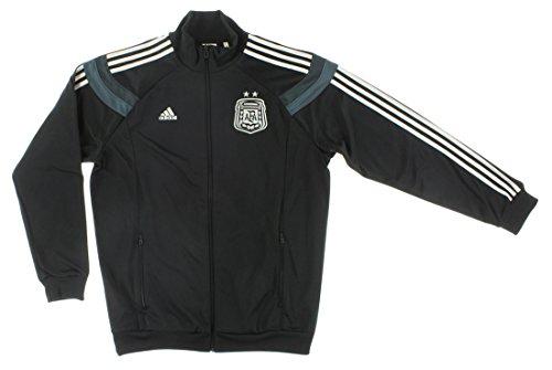 adidas Herren Trainingsjacke Argentinien Anthem Track Top Argentina Anthem Track Top Jacket Black (S)