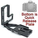 2. Il supporto per fotocamera è specificamente progettato per Canon EOS 7D Mark II;