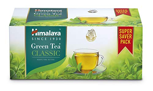 Himalaya Green Tea - 60 Tea Bags