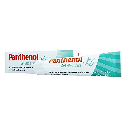 PANTHENOL Gel Aloe Vera 40 g