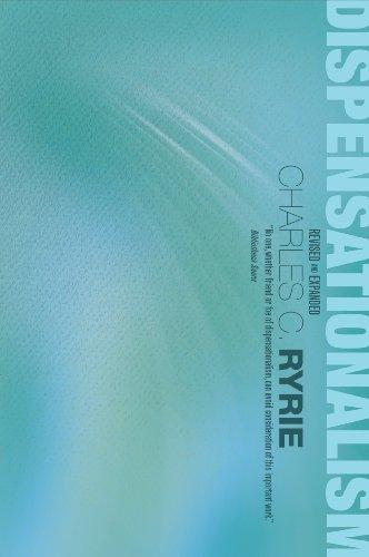 Ebook Dispensationalism By Charles C Ryrie