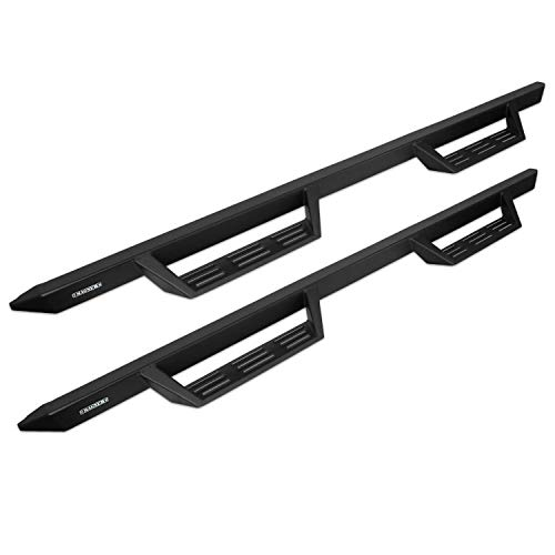 Raptor Series Magnum RT Gen 2 GTS83TY Drop Side Steps Running Boards Black for 2005-2021 Tacoma...