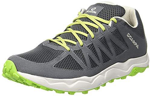 Scarpa Unisex-Erwachsene Game Sneaker, zementgrau, 43.5 EU