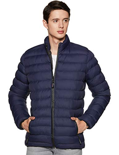 Gas Herren Boris/8 Rev. Sweatjacke, Navy Blue 0194, X-Large