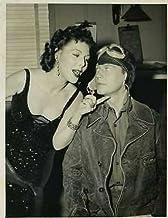 "Veola Vonn Donald O'Connor Texaco Star Theatre Original 7x9"" Photo #J4749"
