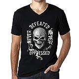 Photo de Ultrabasic Homme T-Shirt Graphique Oppressed par