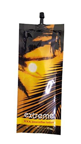Activateur Extreme Extreme 20 ml Accélérateur de bronzage Emulsion UVA Intensifier Lotion Solarium Sachet