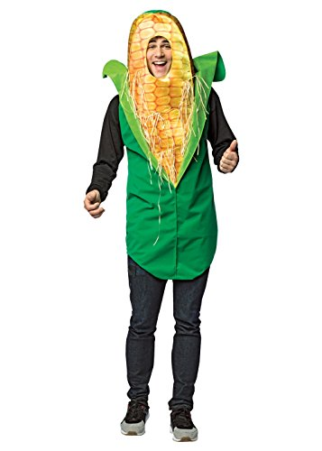 Rasta Imposta Corn on The Cob Costume Yellow