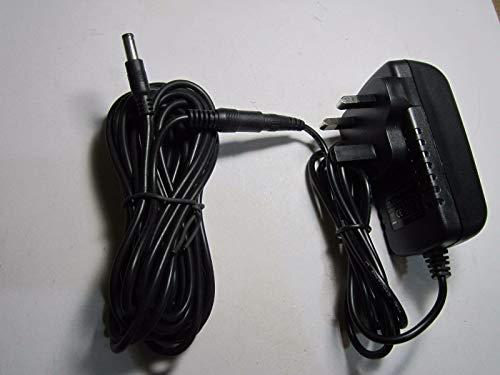 TENVIS IP391W - Cable alargador de corriente continua (5 m, incluye adaptador...