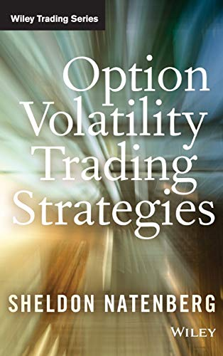 Option Volatility Trading Strategies (Wiley Trading Series)