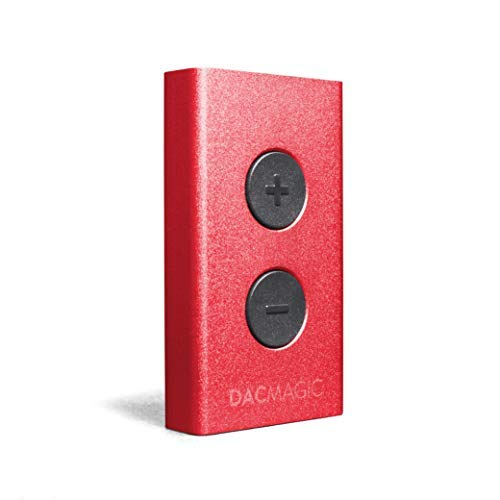 Cambridge Audio DacMagic XS Portable USB DAC Amp - Red
