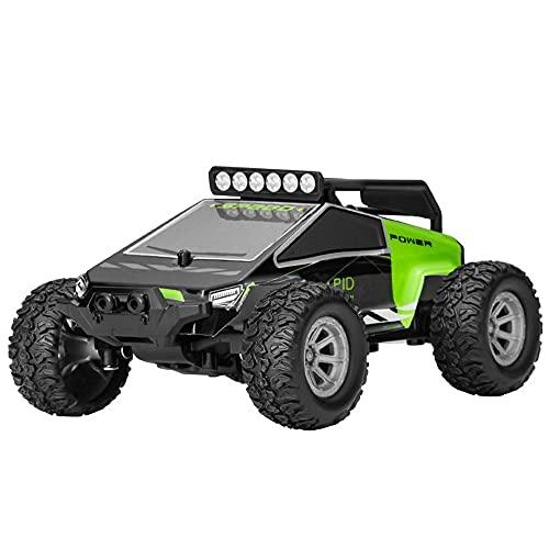 LINXIANG Coche de control remoto, Mini coches RC de alta velocidad, HobbyfFor Boys 8-12, 2.4 GHZ, Coche de carreras de escala rápida 1:32, Potente coche eléctrico de juguete para acrobacias, Regalo de