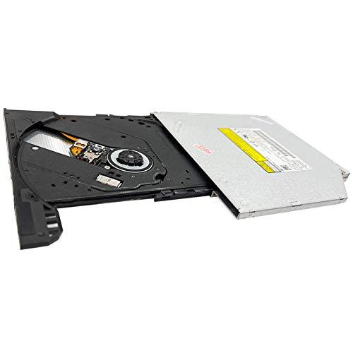 Lector de DVD/CD compatible con Acer Aspire Es1-431-p9kf, E1-530g-21174g50mnii, Es1-511-c5pj, E1-530g-21174g50mnkk, Es1-431-p9j5, E1-510p-29204g50mnkk