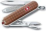 Victorinox Classic SD Taschenmesser, Klinge, Schere, Nagelfeile -