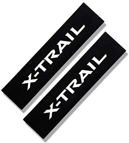 Eternalxinde 2 x Auto-Sicherheitsgurtpolster für Nissan X-TRAIL XTRAIL T30 T31 T32 2013–2019 Zubehör