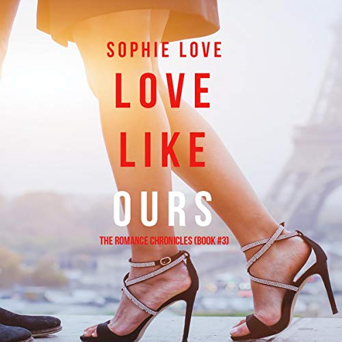Love Like Ours audiobook cover art