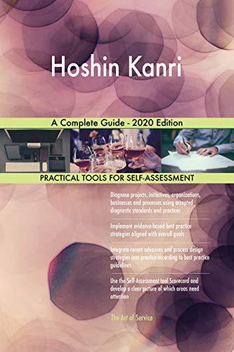 Hoshin Kanri A Complete Guide - 2020 Edition (English Edition) de [Gerardus Blokdyk]