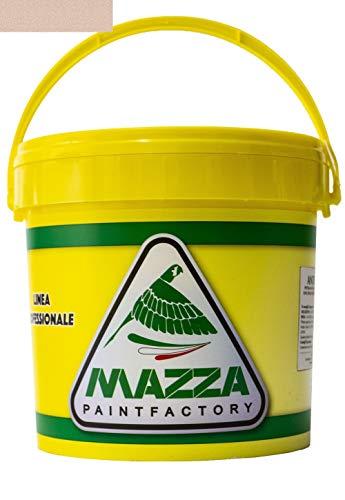 Anticondensa Wandfarbe, 14 l, schimmelabweisend, schallabsorbierend, hygienisch, Färbung, Schläger, Technologie Glas Bubble 3 m, mit hohlen Glas-Mikroperlen (Rosa Puder An1049)