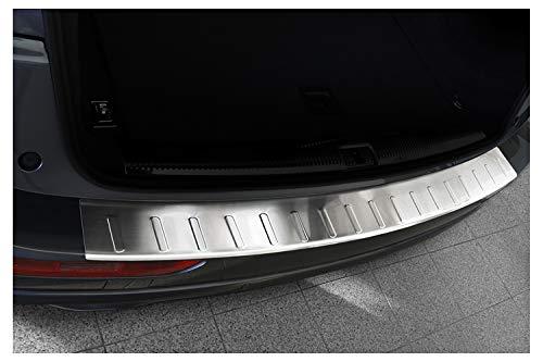 tuning-art BL907 Ladekantenschutz mit Abkantung für Audi Q5 8R 2008-2016
