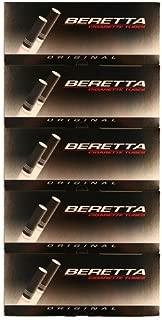 Beretta Original King Cigarette Tubes 200ct Carton 5 Pack (Original Version)