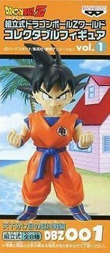 Entscheidende Schlacht Kapitel DBZ001 entscheidende Dragon Ball Z Goku Collect Abbildung Vol.1 (Japan Import   Das Paket und das Handbuch werden in Japanisch)
