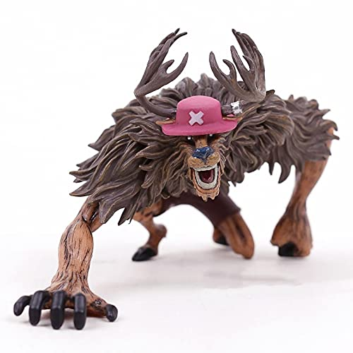 Jin Chuang One Piece Figurine DX Rumble Ball Monster Point Tony Tony Chopper PVC Chopper Figure Collection Model Toy