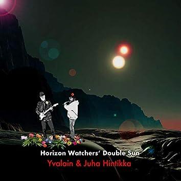 Horizon Watchers' Double Sun