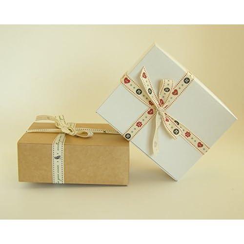 Flat Pack Gift Boxes Amazon Co Uk