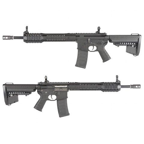 KingArms Black Rain Ordnance Carbine BK AEG (JP Ver.)
