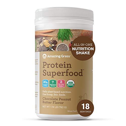 Amazing Grass Protein Superfood: Vegan Protein Powder review