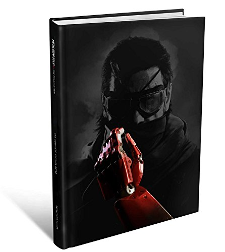 Metal Gear Solid V: The Phantom Pain: The Complete Official Guide Collector's Edition