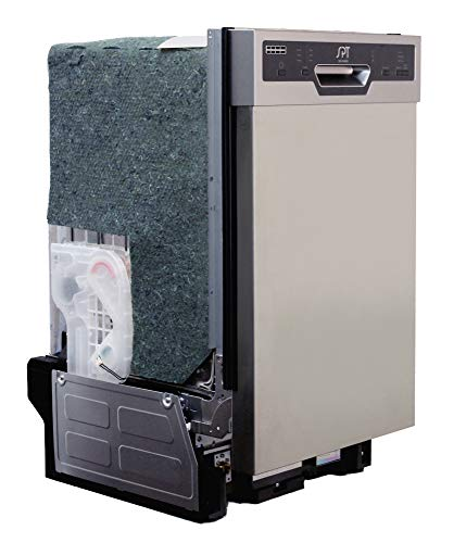 SD-9254SS: Energy Star 18″ Built-In Dishwasher