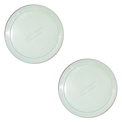 Purchase 3-1/4 Dynamo Quiet White Air Hockey Puck Set