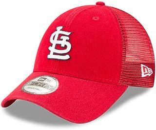 New Era(ニューエラ) セントルイス・カージナルス アジャスタブル スナップバック キャップ 帽子